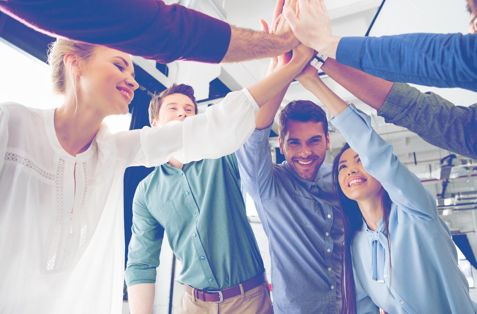 Mitarbeiter sind die wichtigste Ressource eines Unternehmens.